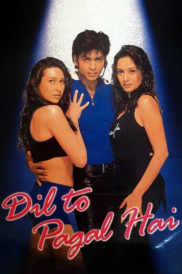 Dil To Pagal Hai (1997) [Hindi 5.1+ESub] | x264 10Bit BluRay | 1080p | 720p | 480p | Download | Watch Online | GDrive | Direct Links