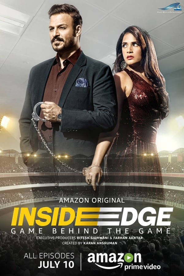 Inside Edge Season 01 Complete 720p WEB-DL | Download | Amazon Exclive | GDrive | Direct Links