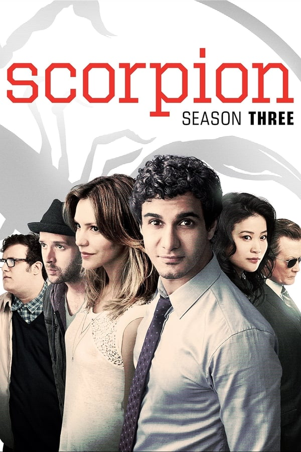 Skorpionas (3 sezonas)