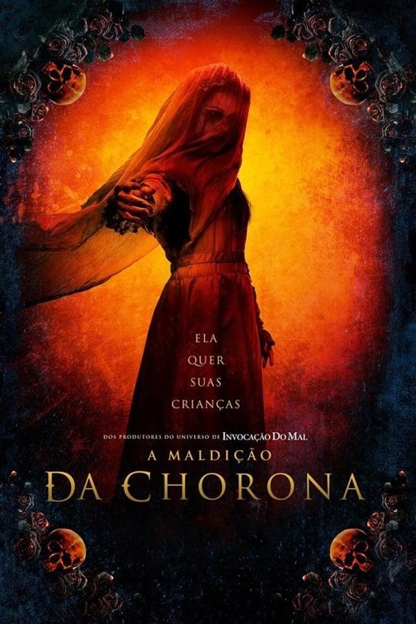 A Maldição da Chorona poster, capa, cartaz