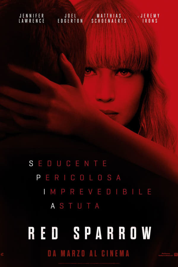 Guarda Red Sparrow HD 2018 Streaming
