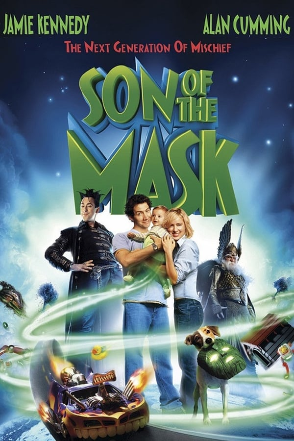 |FR| Son of the Mask
