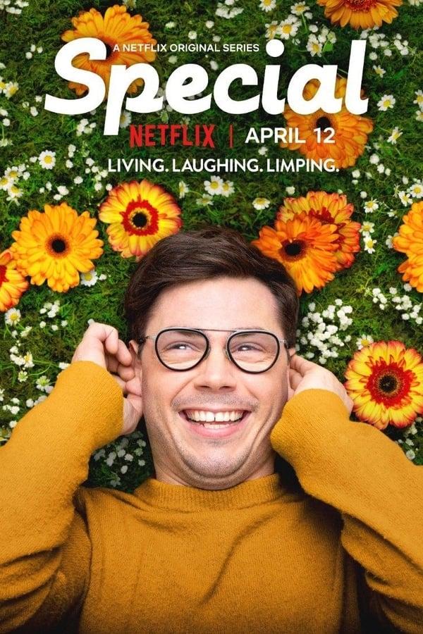 Special 1ª Temporada poster, capa, cartaz
