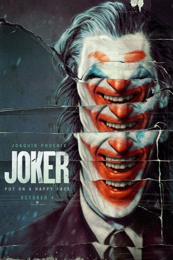 Joker (2019) English 720p NEW HD-TS [Better Quality] | 2.6GB | Download | Watch Online | Direct Links | GDrive