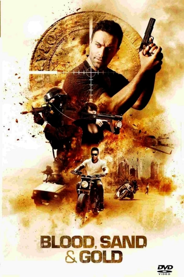 Assistir Blood, Sand and Gold Online