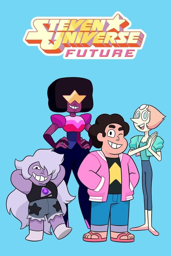 Assistir Steven Universe Future Online