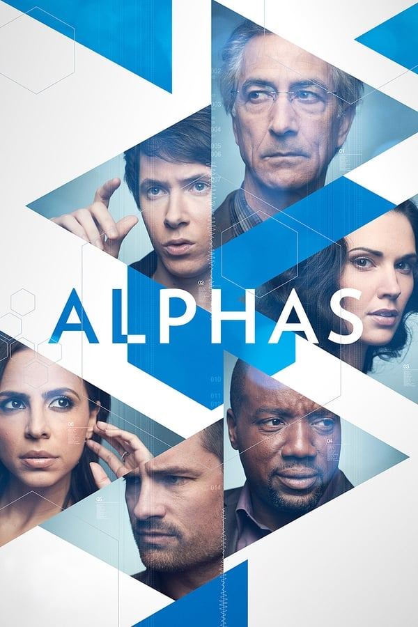 Assistir Alphas Online