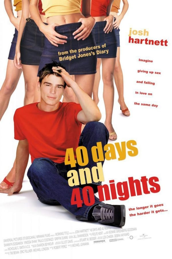 40 Days and 40 Nights (2002) English | x264 Blu-Ray | 720p | Adult Movies | Download | Watch Online | GDrive | Direct Links
