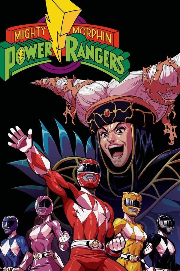 Assistir Mighty Morphin Power Rangers Online