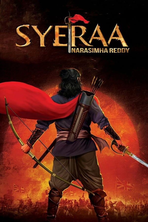 Sye Raa Narasimha Reddy (2019) Telugu Full Movie 1080p HQ PreDVD | 720p | 2.4GB | 1.3GB | Download | Watch Online | Direct Links | GDrive