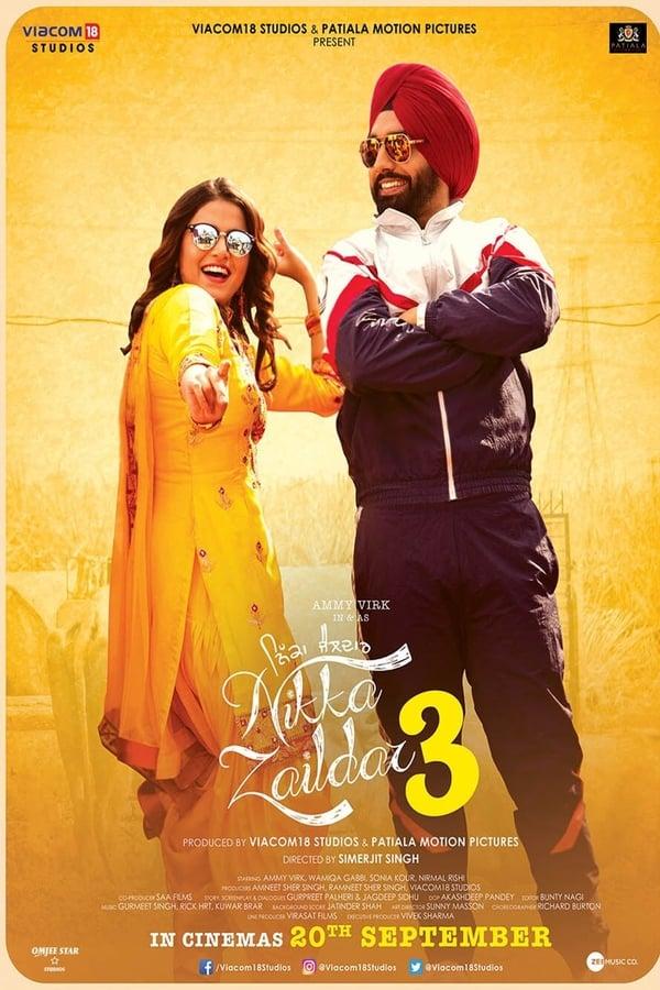 Nikka Zaildar 3 (Punjabi)