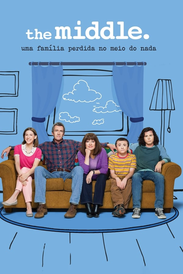 Assistir The Middle Online