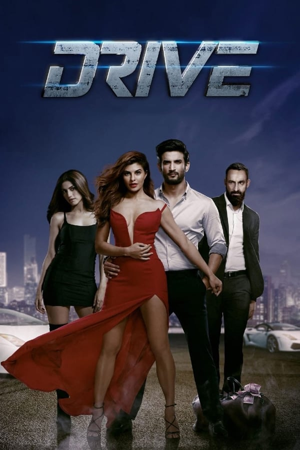 Drive (2019) Hindi Full Movie 1080p WEB-DL | 720p | 480p | 1.45 GB, 1 GB, 400 MB | Netflix Exclusive | Download | Watch Online | Direct Links | GDrive