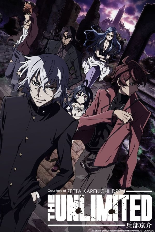 Assistir Zettai Karen Children: The Unlimited Hyoubu Kyousuke Online