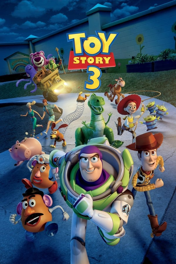 Assistir Toy Story 3 Online