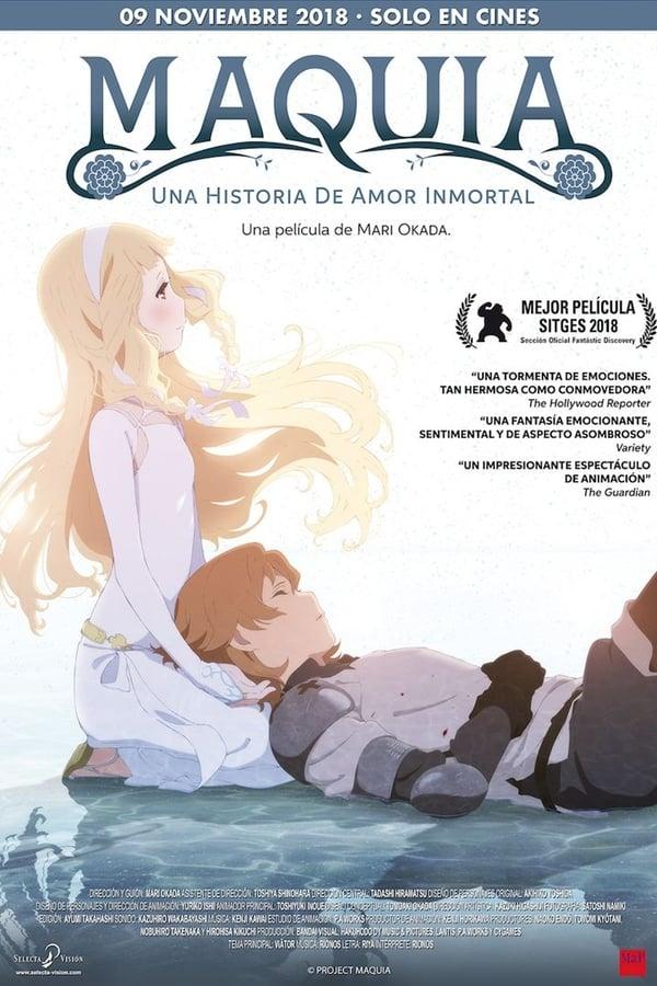 Maquia: Una historia de amor inmortal ()