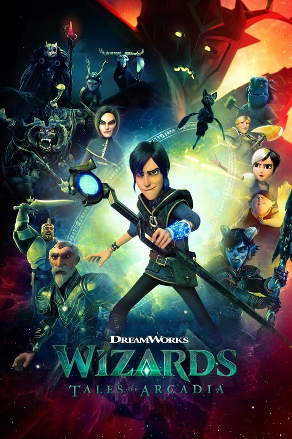 Assistir Wizards: Tales of Arcadia Online