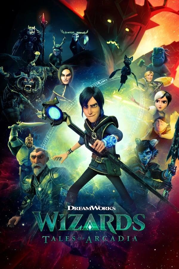 Assistir Wizards: Tales of Arcadia
