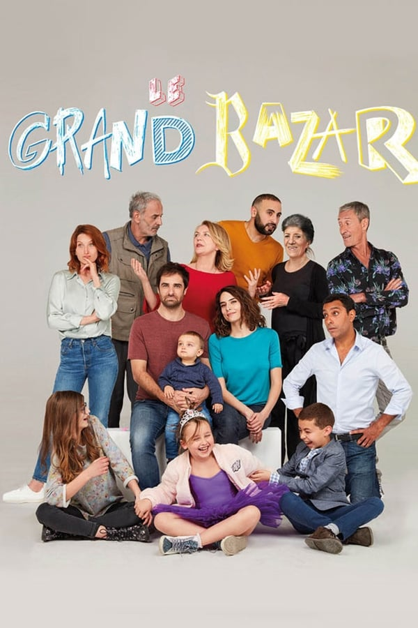 Le Grand Bazar Saison 1 En Streaming