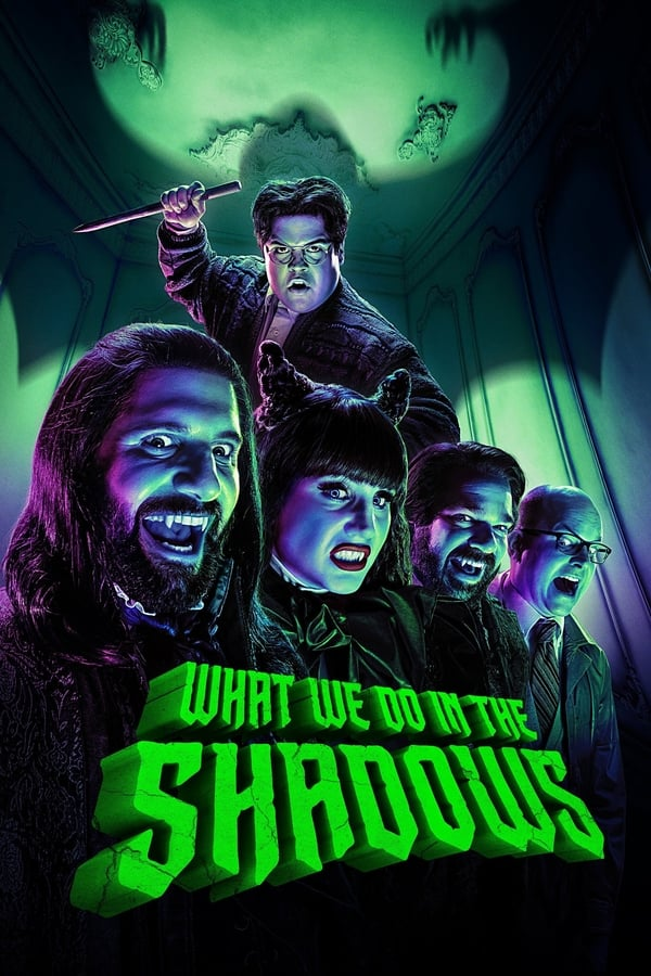 What We Do in the Shadows (2019) Poster