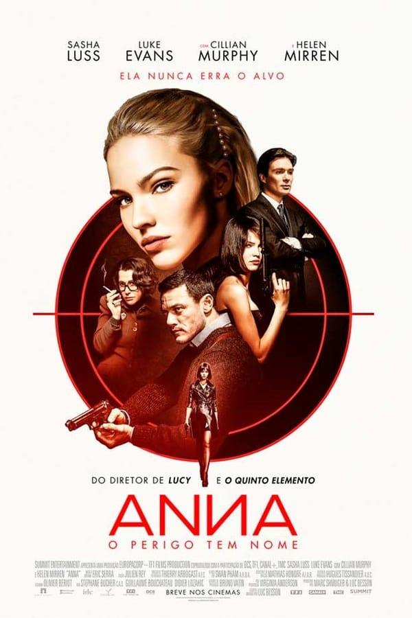 Assistir Anna – O Perigo Tem Nome Online