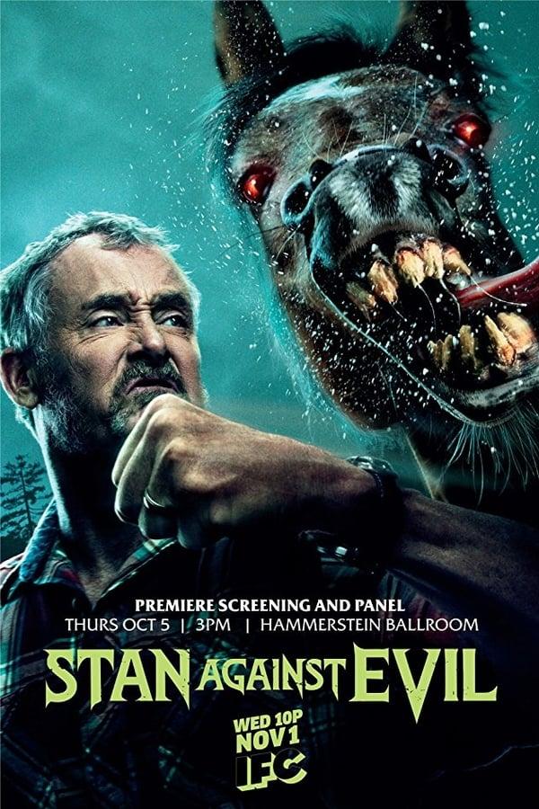 Stan Against Evil  Saison 3 en streaming