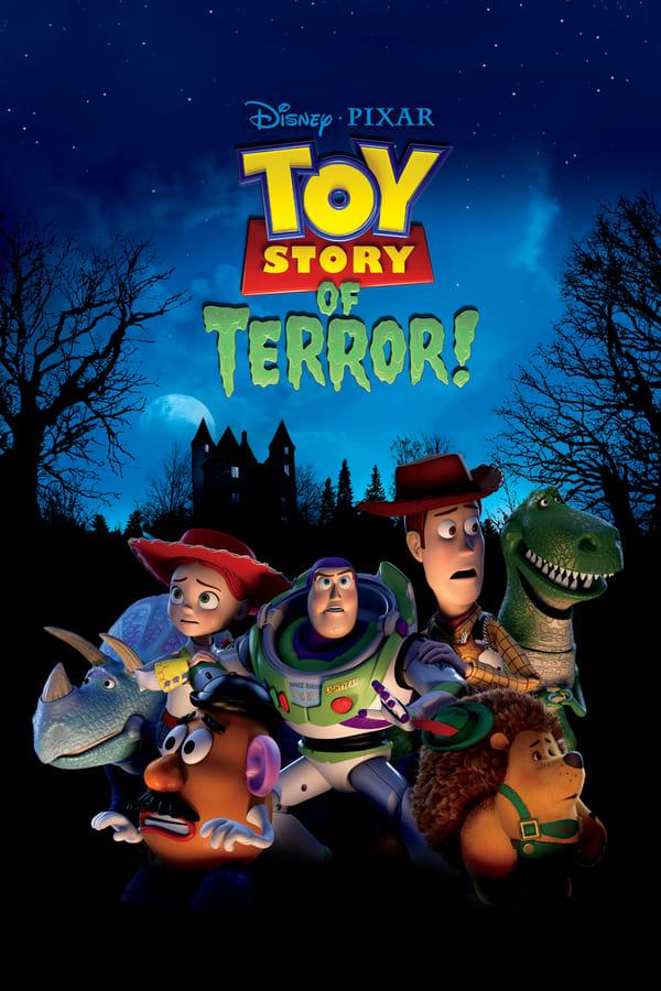 Toy Story of Terror! – Povestea jucăriilor: Teroarea (2013)