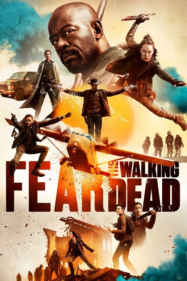Fear the Walking Dead (2019) Quinta Temporada [AMZN] WEB-DL 1080p Latino – CMHDD