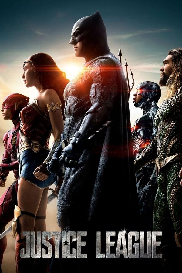 Liga de la Justicia (2017) Full 1080p Latino