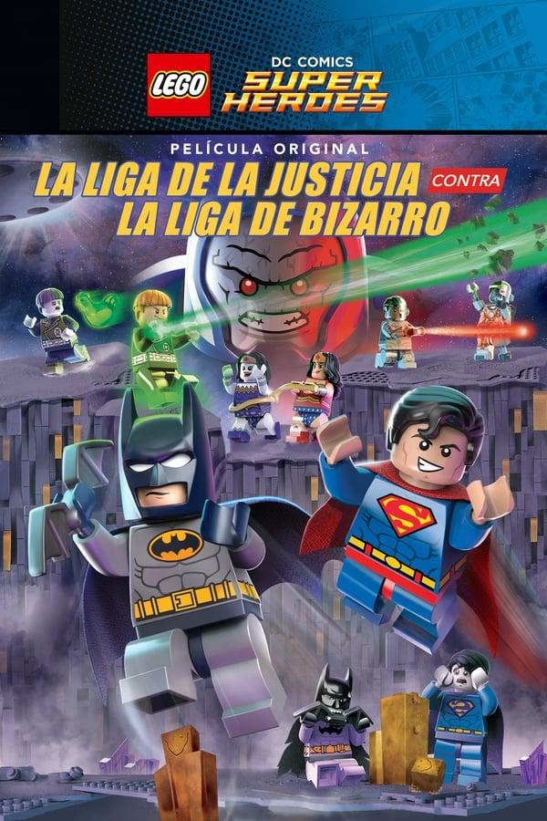 Imagen LEGO DC Comics Super Heroes: La Liga de la Justicia contra la Liga de Bizarro