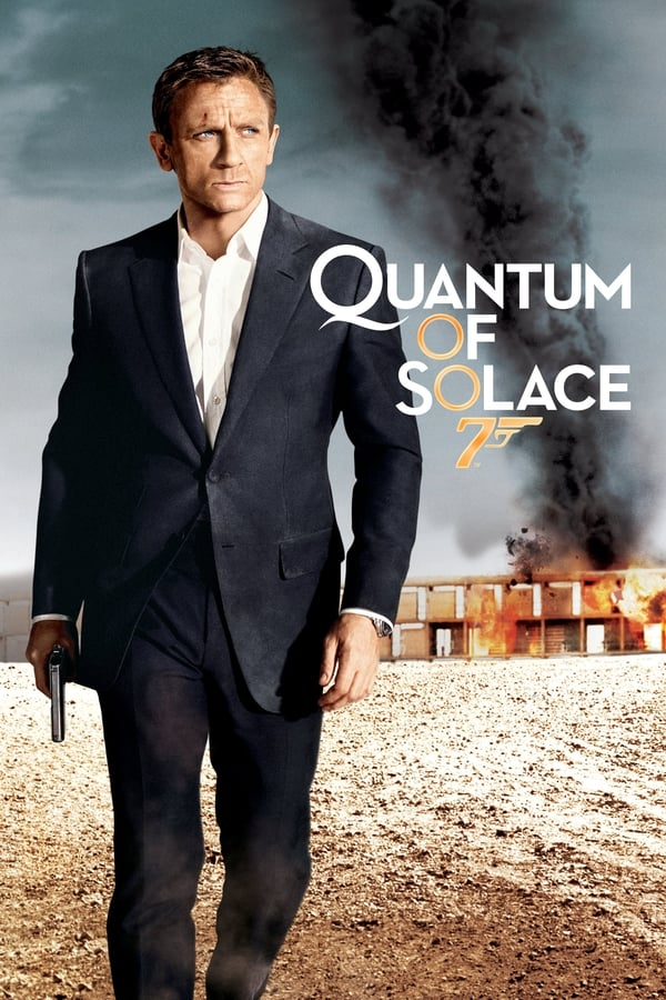 Quantum of Solace (2008) Dual Audio [Hindi BD 5.1 + English DD 5.1 | x264 Blu-Ray | 1080p | 720p| 480p | Download | Watch Online | GDrive | Direct Links