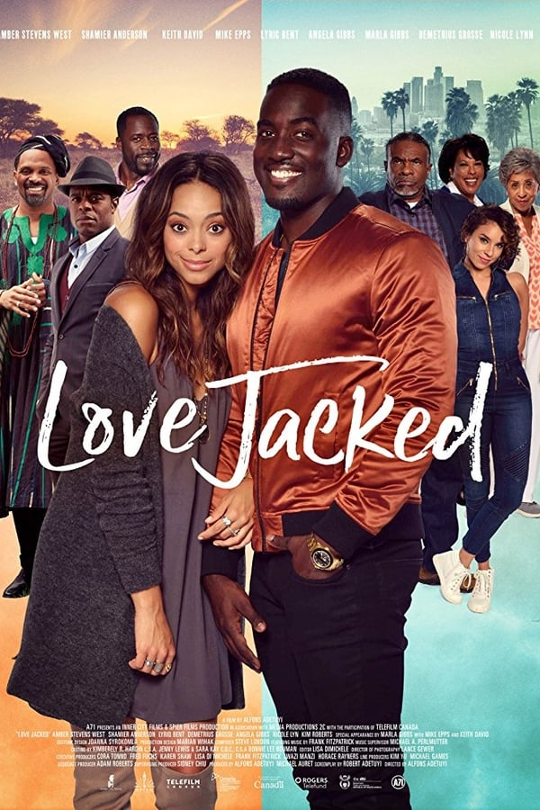 Love Jacked 2018 HD 1080p Español Latino