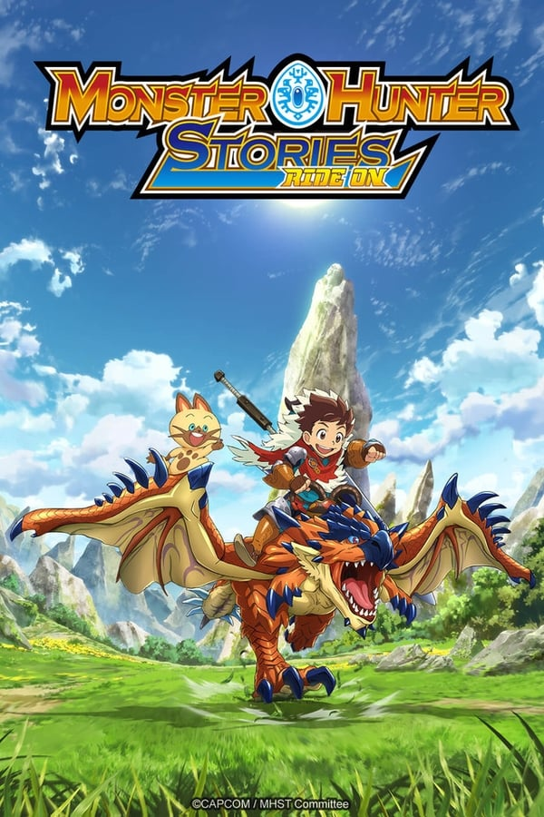Assistir Monster Hunter Stories: Ride on Online