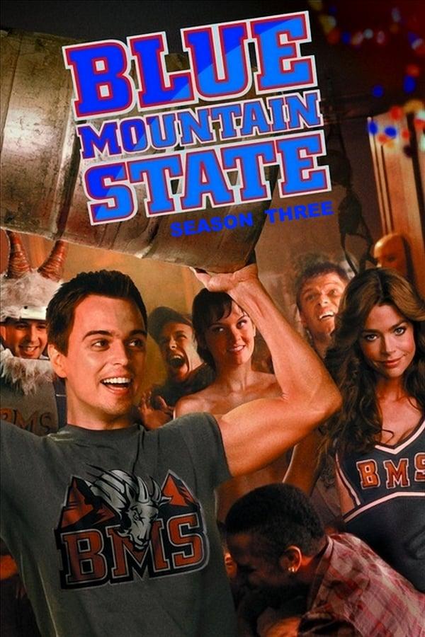 Mėlynųjų kalnų koledžas (3 sezonas) / Blue Mountain State (Season 3) serialas online nemokamai