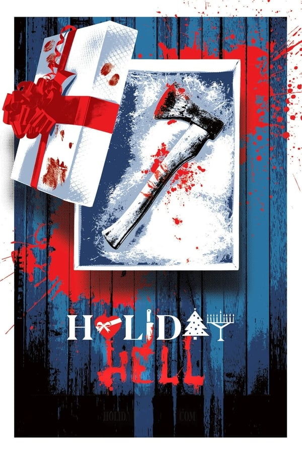 Holiday Hell (2019)  English Full Movie 1080p WEB-DL | 720p  | 1.5GB  | 890MB | Download | Watch Online | Direct Links | GDrive