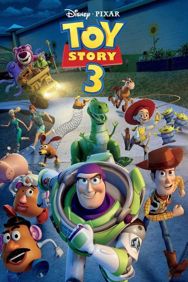 Toy Story 3 – Povestea jucăriilor 3 (2010)
