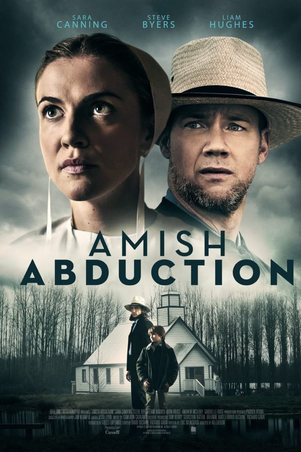 Amish Abduction (2019) 720p WEBRip Dual Audio [Unofficial Dubbed] Hindi-English x264 AAC