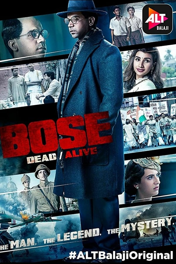 Bose: Dead/Alive – Season 01 Complete | 8bit WEB-Rip HEVC | 720p | AltBalaji Exclusive Series | Download | Watch Online | GDrive | Direct Links