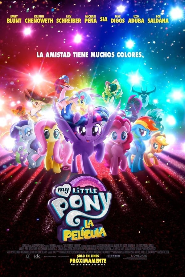 My Little Pony: La Película ()