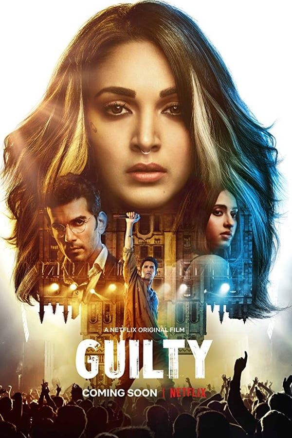 Guilty (2020) Hindi | x264 WEB-DL | 1080p | 720p | Download | Watch Online | GDrive | Direct Links