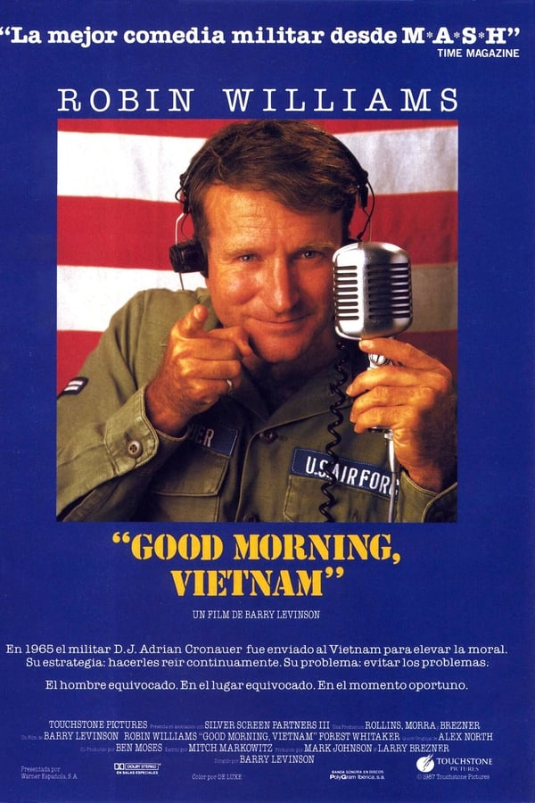 Buenos Días, Vietnam (Good morning, Vietnam)