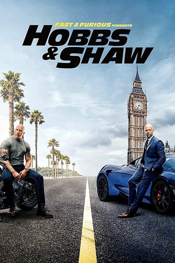Fast & Furious Presents: Hobbs & Shaw (2019) Full Free
