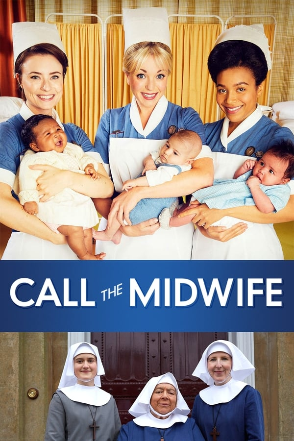 Call the Midwife season 9 poster