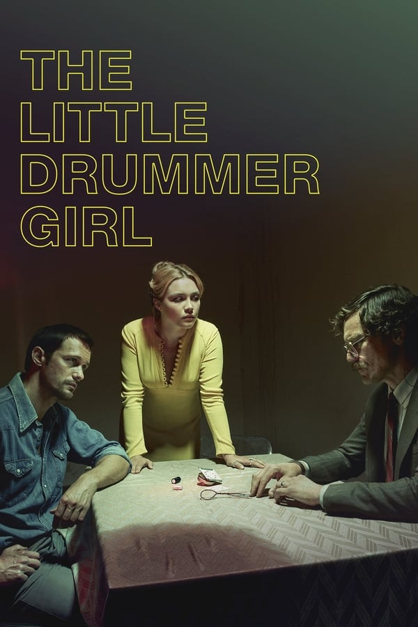 The Little Drummer Girl Saison 1 en streaming