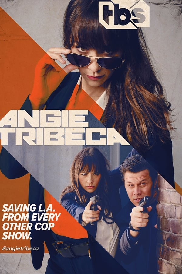 Angie Tribeca Saison 4 En streaming