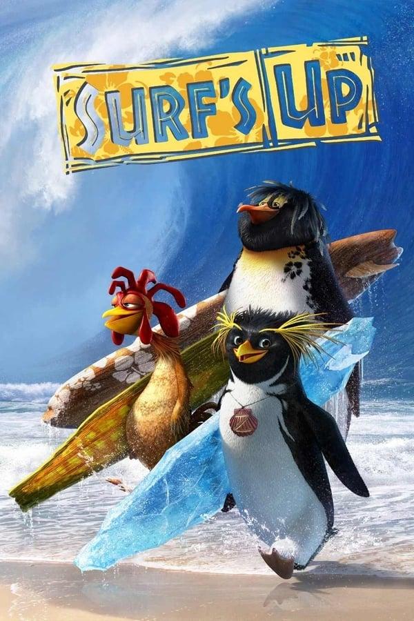Surf's Up- reyes de las olas (2007) REMUX 1080p Latino – CMHDD