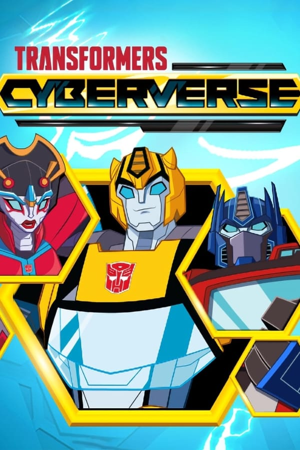 Assistir Transformers: Cyberverse Online