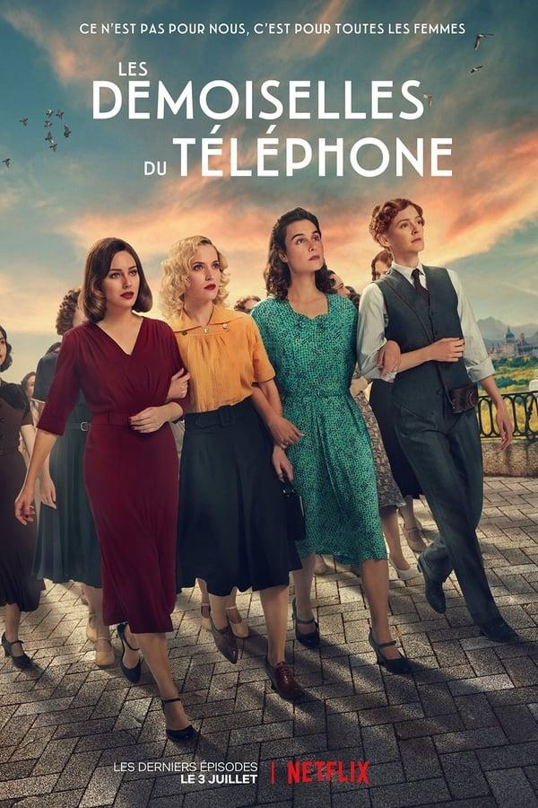 Les demoiselles du téléphone Saison 3 Episode 4