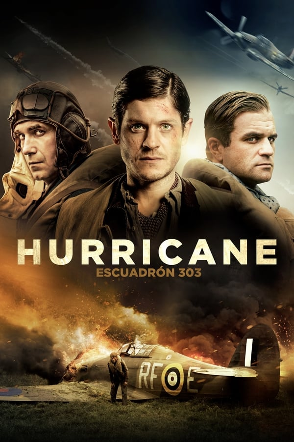 Hurricane Escuadrón 303