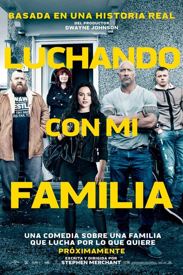 Imagen Luchando con mi Familia